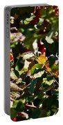 Berry Picking Portable Battery Charger