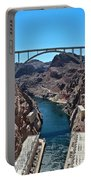 Beyond The Hoover Dam Spillway Portable Battery Charger