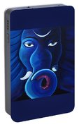Bhalchandra-moon Crested Lord Ganesha Portable Battery Charger