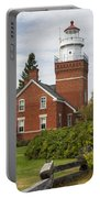 Big Bay Point Lighthouse 4 Portable Battery Charger