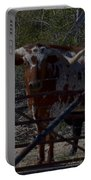 Big Bull Long Horn Portable Battery Charger