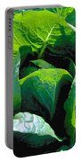 Big Green Cabbage Portable Battery Charger