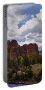 Big Horn National Forest Portable Battery Charger