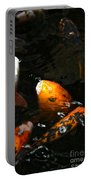 Big Lip Koi Spit Portable Battery Charger