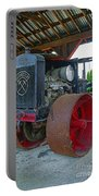 Big Steel Wheel Tractor Portable Battery Charger