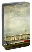 Biloxi Bay Bridge Portable Battery Charger