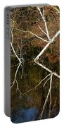 Birch Lake Reflections Portable Battery Charger