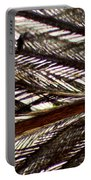 Bird Feather Portable Battery Charger