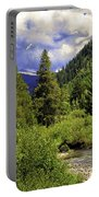 Bird Over Vail 2 Portable Battery Charger