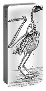Bird Skeleton Portable Battery Charger