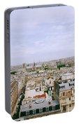 Panoramic Paris Portable Battery Charger