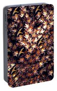 Birds In Copper Portable Battery Charger