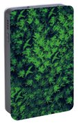 Birds In Green Portable Battery Charger