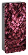 Birds In Redviolet Portable Battery Charger