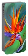 Birds Of Paradise 1 Portable Battery Charger