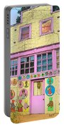 Colorful Building Bisbee Az Portable Battery Charger