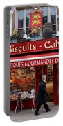 Biscuits And Calvados Portable Battery Charger
