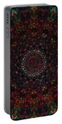 Bizzmuzz Oval Mandala Portable Battery Charger