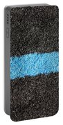 Black Blue Lawn Portable Battery Charger