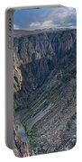 Black Canyon Afternoon Portable Battery Charger
