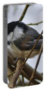 Black Capped Chick Portable Battery Charger