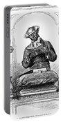 Black Preacher, 1890 Portable Battery Charger