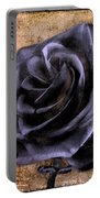 Black Rose Eternal   Portable Battery Charger