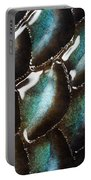 Black Sea Bass Scales Portable Battery Charger