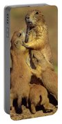 Black-tailed Prairie Dogs Portable Battery Charger