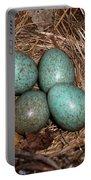 Blackbird Mums Eggs Portable Battery Charger
