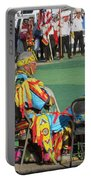 Blackfeet Pow Wow 02 Portable Battery Charger