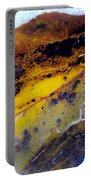 Blacklight Poster Portable Battery Charger