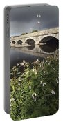 Blackwater River In Munster Region Portable Battery Charger
