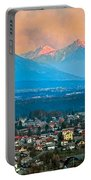 Bled City And Breg. Slovenia Portable Battery Charger