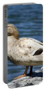 Blond Duck Portable Battery Charger