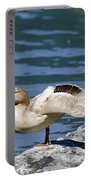 Blonde Duck Portable Battery Charger