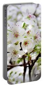 Blooming Ornamental Tree Portable Battery Charger