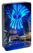 Blue Berlin Portable Battery Charger