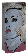 Blue Donna Portable Battery Charger