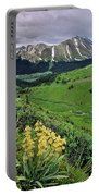 Blue Grouse Pass, Willmore Wilderness Portable Battery Charger