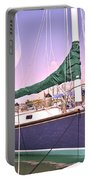 Blue Moon Harbor II Portable Battery Charger