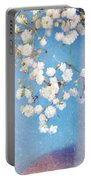 Blue Morning Portable Battery Charger