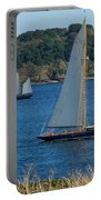 Blue Schooner 03 Portable Battery Charger