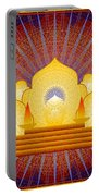 Blue Sun Temple 2012 Portable Battery Charger