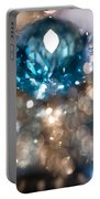 Blue Topaz. Spirit Of Treasure Portable Battery Charger