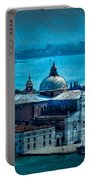 Blue Venice Portable Battery Charger