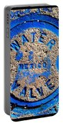 Bluer Sewer Triptych Portable Battery Charger