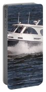 Boating On The Bay Portable Battery Charger