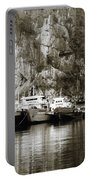 Boats On Halong Bay 1 Portable Battery Charger