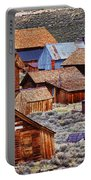Bodie Ghost Town California Portable Battery Charger